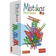 Brettspiel 01871 Mistakos Level Up DE EN - Tischspiel