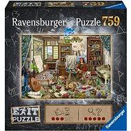 Ravensburger 167821 Exit: Kunstatelier 759 Puzzleteile - Puzzle