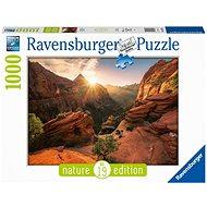 Ravensburger 167548 Zion Canyon, USA 1000 Puzzleteile - Puzzle