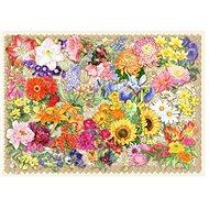 Ravensburger 167623 Blühende Schönheit 1000 Puzzleteile - Puzzle