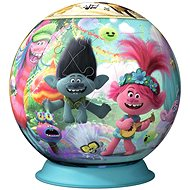 Ravensburger 3D 111695 Trolls 2-Ball: World Tour 72 Puzzleteile