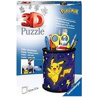 Ravensburger 3D 112579 Bleistiftständer Pokémon 54 Puzzleteile - Puzzle