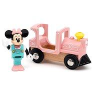 Brio World 32288 Disney and Friends Minnie Mouse Lokomotive