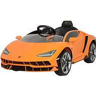 Lamborghini orange - Elektroauto für Kinder