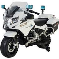 BMW R1200 RT-P weiß - Elektromotorrad für Kinder