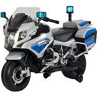 BMW R1200 RT-P Silber - Elektromotorrad für Kinder