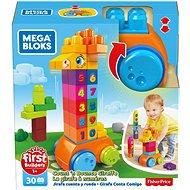 Mega Bloks Kostsky mit Zahlen - Bausatz