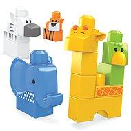 Mega Bloks Safari-Tiere - Bausatz