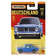 Auto Matchbox Die besten Deutschen Autos Mix