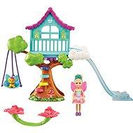 Barbie Chelsea mit Baumhaus
