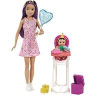 Barbie Babysitter Geburtstag