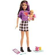 Barbie Babysitter Skipolly PocketBookBooker + Baby und Zubehör - Puppen