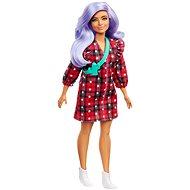 Barbie Model - kariertes Kleid