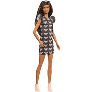 Barbie Model - Jeanskleid mit Sternen - Puppen