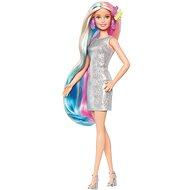 Barbie Puppe mit Feenhaar - Puppen