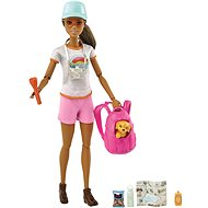 Barbie Wellness Puppe Tourist