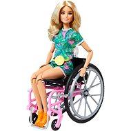 Barbie Modell im Rollstuhl - Blond
