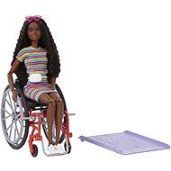 Barbie Modell im Rollstuhl - schwarze Frau - Puppen