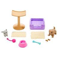 Barbie Tiere mit Zubehör - Puppen