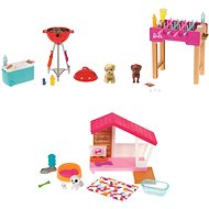 Barbie Mini Spiel-Set mit Haustier