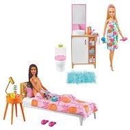Barbie Zimmer und Puppe - Puppen
