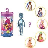 Barbie Color Reveal Chelsea glitzernd
