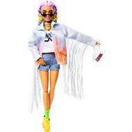 Barbie Extra - Regenbogenfarbene Zöpfe - Puppen