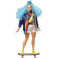 Barbie Extra - Blaue Afro-Frisur - Puppen