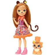 Enchantimals Puppe mit Tier - Puppen