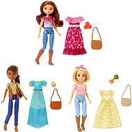 Spirit Fröhliche Puppe mit Kleidern - Puppe