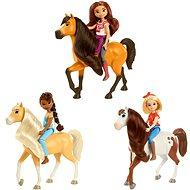 Spirit Puppe und Pferd - Puppe