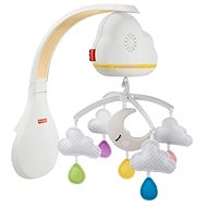 Fisher-Price Carousel and Sleep Calming Clouds ™ - Cot Toy