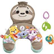 Fisher-Price Kissen Unter der Bauch Faultier - Spielzeug für die Kleinsten