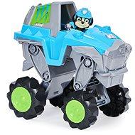 Paw Patrol Dino Verwandelndes Auto mit einer Figur - Spielset