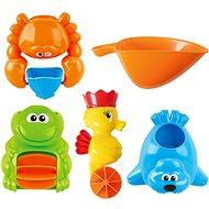 Wassermühle für die Badewanne Tiere - Wasserspielzeug