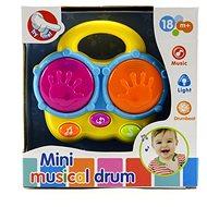 Batterie-Trommel - Musikspielzeug