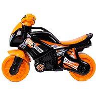 Laufrad Motorrad orange-schwarz - Laufrad/Bobby Car