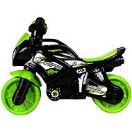 Laufrad Motorrad grün-schwarz - Laufrad/Bobby Car