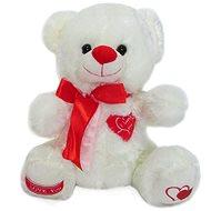 Teddybär mit Schleife - 35 cm - Teddybär