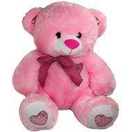 Teddybär Nase pink - 40 cm - Teddybär