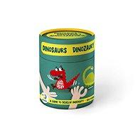 Dinosaurier - Wahrnehmungsspiel - Gesellschaftsspiel