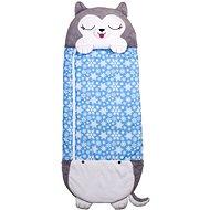Happy Nappers Sleeping Bag Husky Kodiak - Baby Sleeping Toy