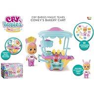 IMC Toys Cry Babies Magic Tears Küche Coney - Puppe