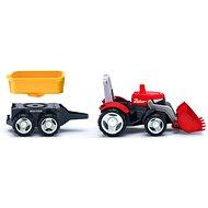 Efko Multigo 1 + 2 Traktor mit Anhänger - Auto