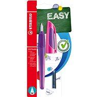 Stabilo EASYbuddy M Lilac/Magenta Blister - Fountain pen