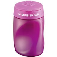 Stabilo EASYsharpener R Sharpener with magazine pink - Pencil Sharpener