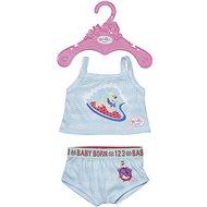 BABY born Underwear - blue, 43 cm - Doll Accessory