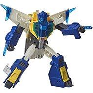 Transformers - Cyberverse Adventures Trooper Class - Meteor Fire - Figur