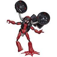 Spider-Man Bend und Flex Fahrzeug - Figur