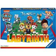Gesellschaftsspiel Ravensburger 207992 Paw Patrol Junior Labyrinth - Brettspiel